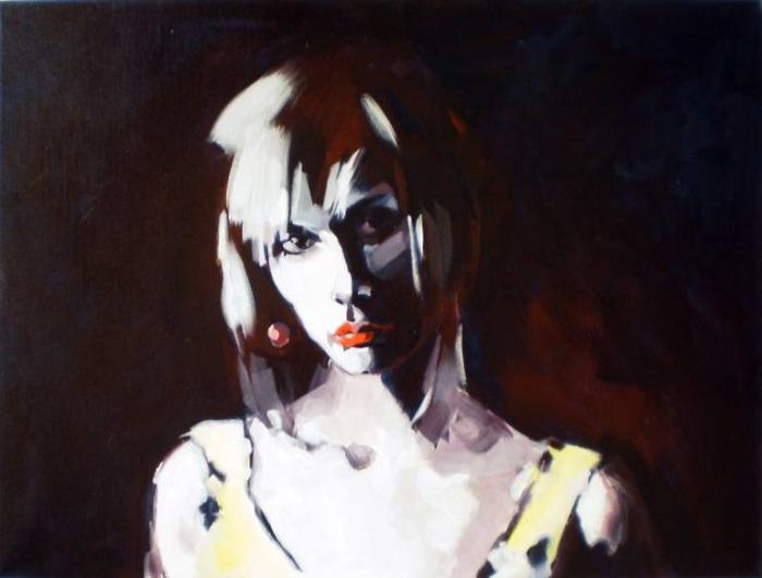 Французский художник. Pat Dumez