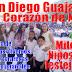 JUAN DIEGO GUAJARDO, UN ALCALDE CON CORAZON DE NIÑO