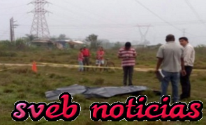Inicia la semana con un ejecutado en Cosoleacaque Veracruz