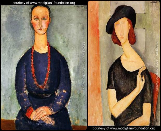Jeanne Modigliani: Things To Hold And Stir: I Dig MoDIGliani
