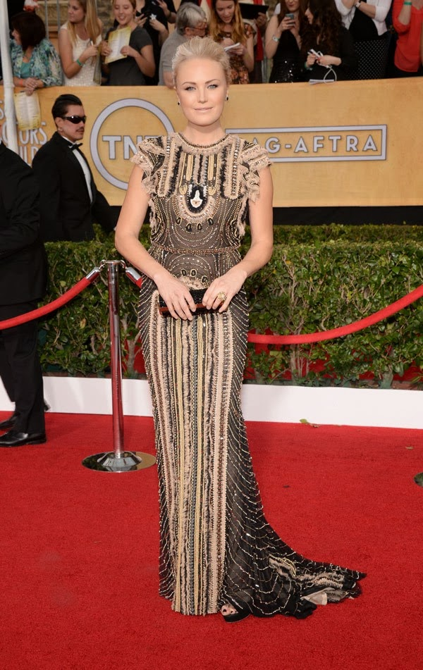 Malin Akerman sag awards 2014