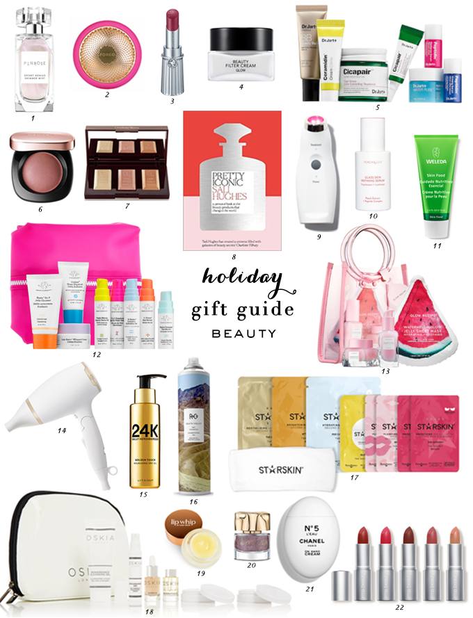 Holiday Gift Guide, Gift Guide, Gift Ideas, Holiday Gifting, Beauty Gifts