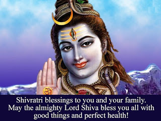 Happy Maha Shivratri Quotes Images