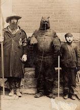 Haunting Vintage Halloween 1950s