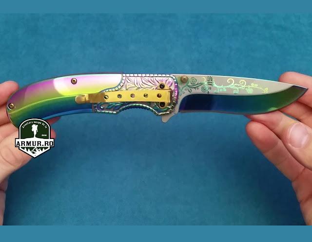 Briceag Browning Fade Curcubeu Rainbow