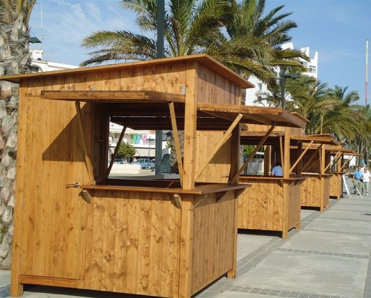 Mapesaperu casetas y m dulos prefabricados kioscos for Casetas desmontables precios