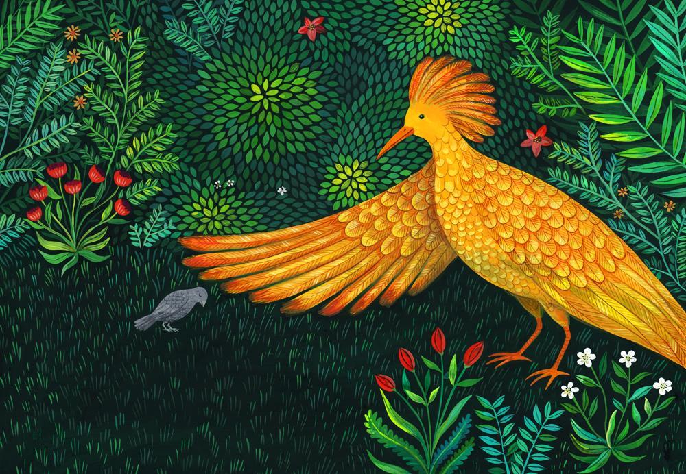 Entrevista a la ilustradora Helena Pérez García, disfruta de su obra y conócela de una manera distinta