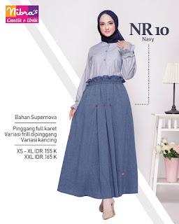 NIBRAS NR10 NAVY