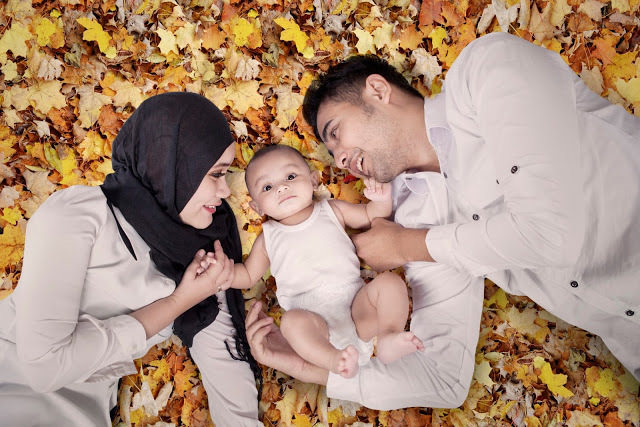 Satu Keluarga Yang Utuh Sebagai Kebahagiaan Surga Dunia dan Akhirat