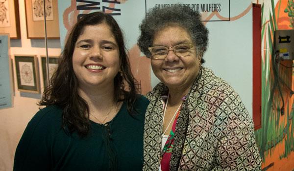 Entrevista exclusiva com Adélia Sampaio