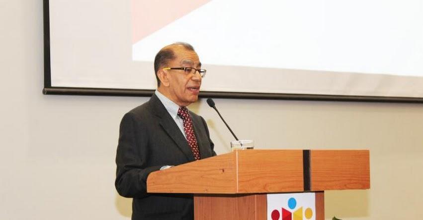 El Nuevo Proyecto Educativo Nacional al 2036 debe trascender la educación escolar y formal, sostuvo Hugo Díaz, durante ceremonia por los 15 años del CNE - www.cne.gob.pe