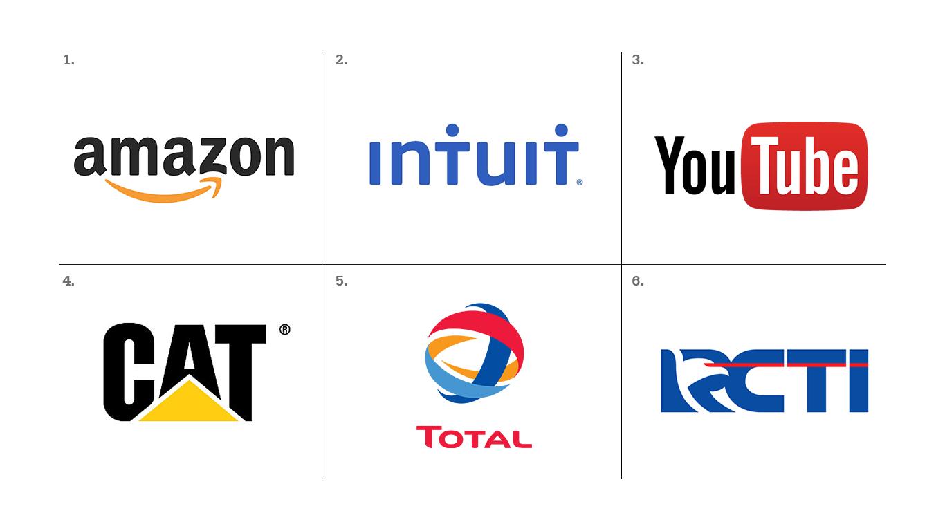 jenis macam tipe bentuk logo brand identity bagus kreatif keren arti lambang makna simbol filosofi perusahaan pengertian definisi perbedaan desainer grafis profesional contoh gambar sample produk proses tutorial cara membuat aplikasi tahapan langkah