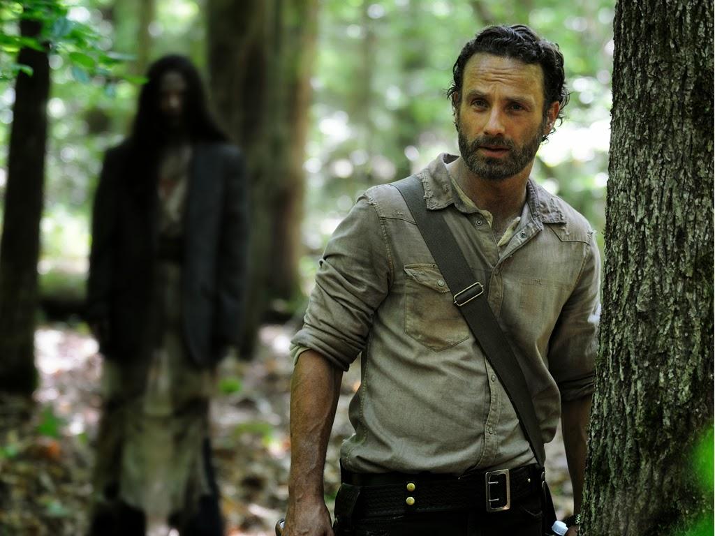 Mirando The Walking Dead: 4x01 - \