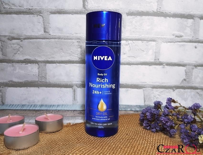 Suchy olejek do ciała Nivea