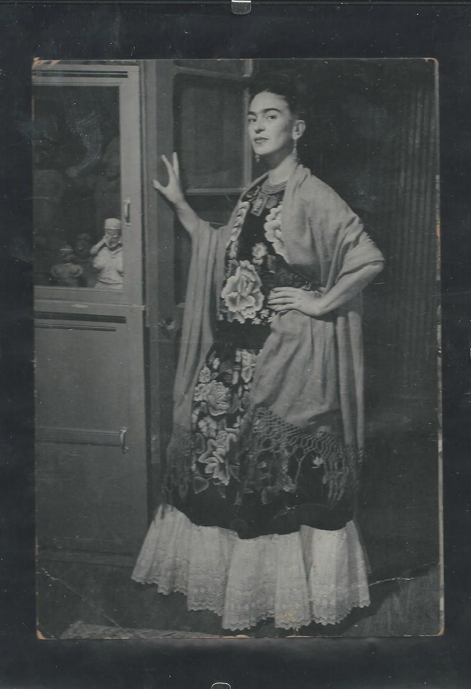 Unlocking the hidden life of Frida Kahlo
