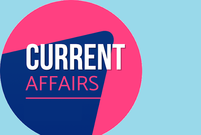Current Affairs 26th August 2019