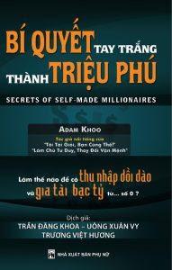 Bí Quyết Tay Trắng Thành Triệu Phú - Adam Khoo