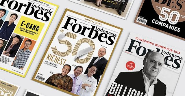 majalah Forbes