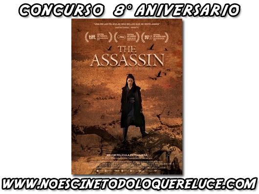 Concurso 8º aniversario (VII): 'The Assassin' en DVD gracias a Cameo