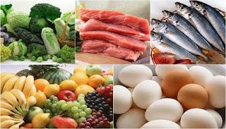 Những chế độ ăn uống tăng sức đề kháng cho trẻ lúc giao mùa