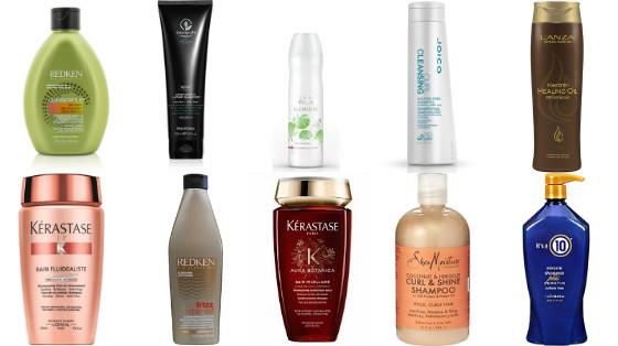 shampoos importados low poo