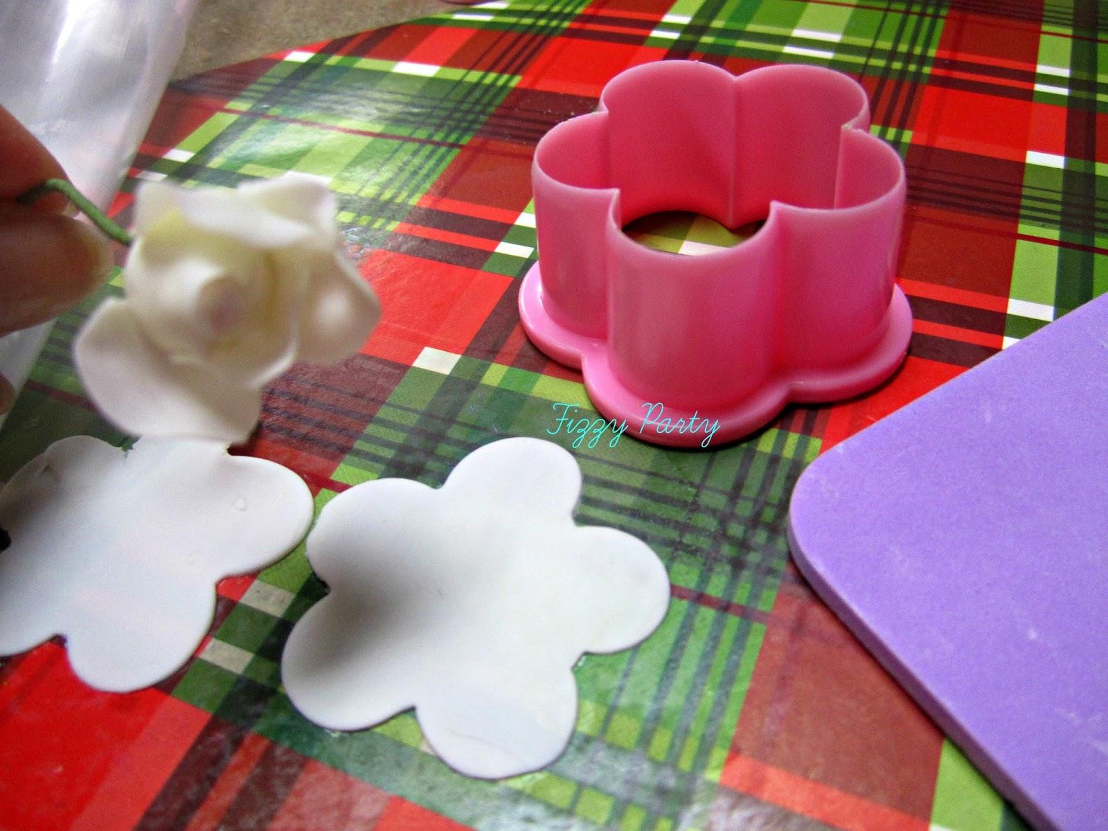 Gum Paste Class, Fizzy Party