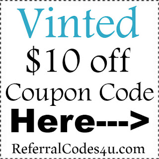 Vinted.com Promo Codes, Coupons & Discount Codes 2018-2019 Jan, Feb, March, April, May, June, July, Aug, Sep, Oct, Nov, Dec