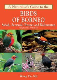 http://johnbeaufoy.com/a-naturalists-guide-to-the-birds-of-borneo/