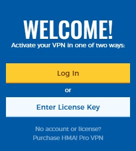 FRESH: HMA PRO VPN License Key Free 2018