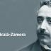 Homenaje, en el Ateneo de Madrid a Don Niceto Alcalá-Zamora