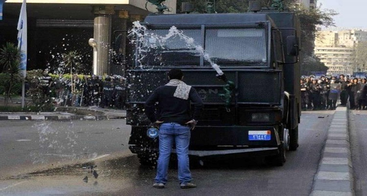 المخابرات المصرية تنشئ صفحة بعنوان ثورة الغلابة لتضليل الثوار بشأن 11-11