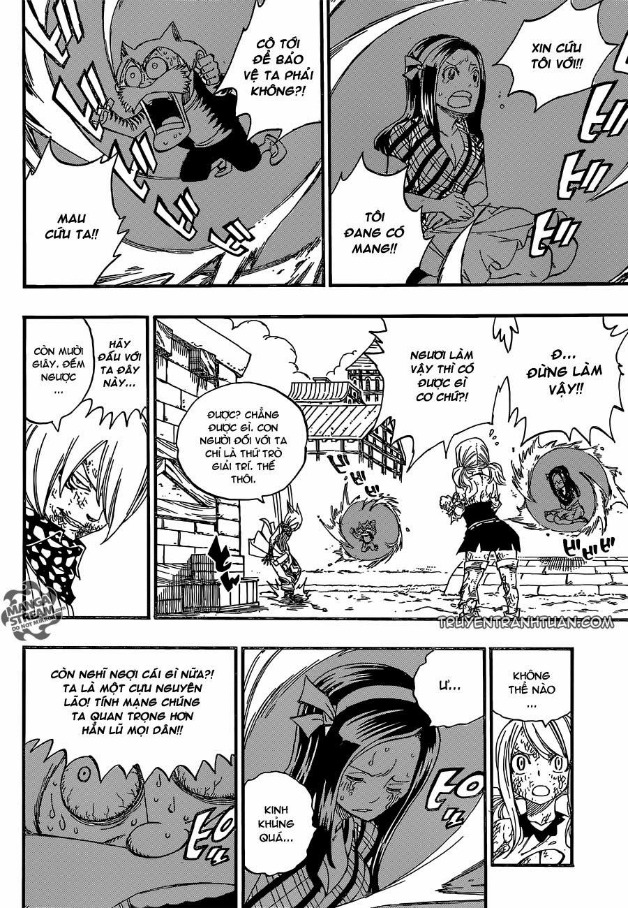 Fairy Tail chap 361 trang 17