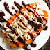 3-Ingredient Barbecue Chicken Stuffed Sweet Potatoes Recipe