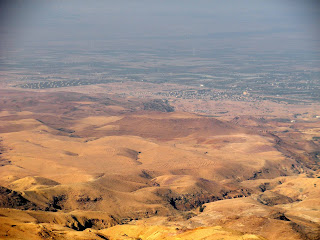 Jordania; Jordan; الأردنّ; Al-'Urdunn; Jordanie; Monte Nebo; جبل نيبو; Mount Nebo; Mont Nébo; Desierto; Valle del Jordán; Jordan Valley; Emek Hayarden; עֵמֶק הַיַרְדֵּן ;.الغور