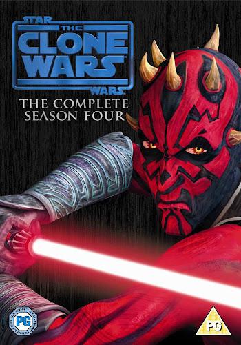 Star Wars La guerra de los clones Temporada 4 Completa Latino