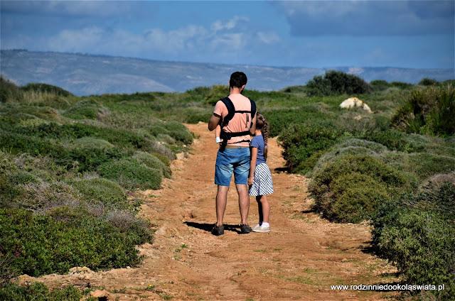 Sycylia z dziećmi- Rezerwat przyrody Vendicari