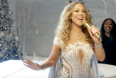 "Mariah Carey Unveils ""Joy To The World"" Video"