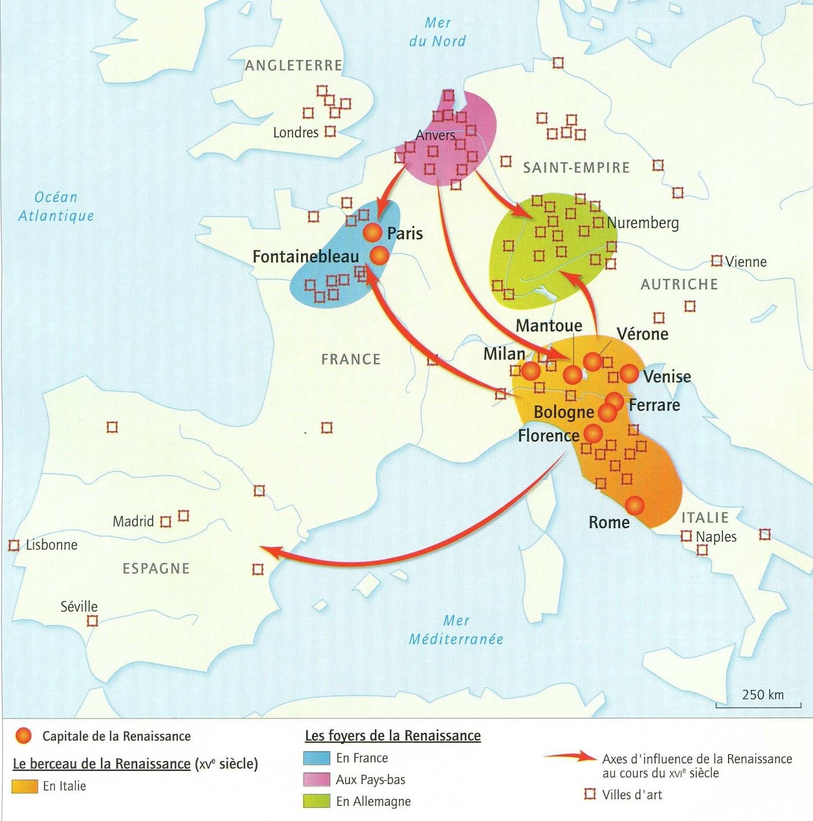 dissertation histoire renaissance