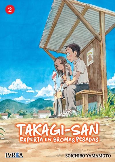"Review de ""Takagi-san, experta en bromas pesadas"" (Karakai Jouzu no Takagi-san) vol.2, de Sōichirō Yamamoto - Ivréa"