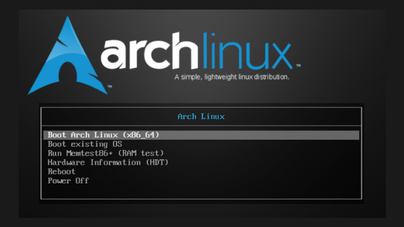 Arch Linux ISO powered by Linux Kernel 5.14 is now available for download