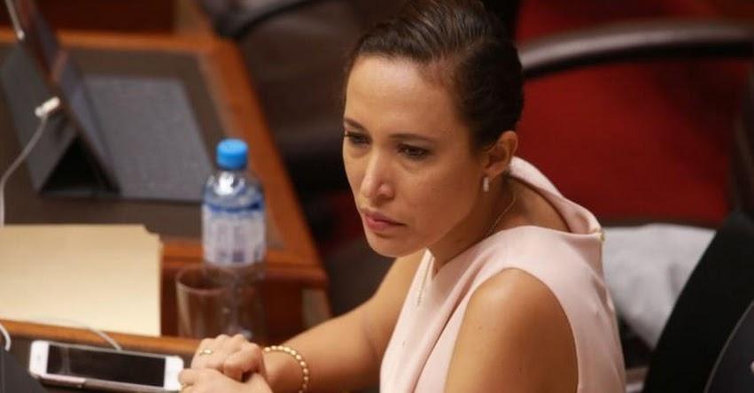 Congresista Noceda espera que proceda levantamiento de inmunidad de fujimorista Mamani