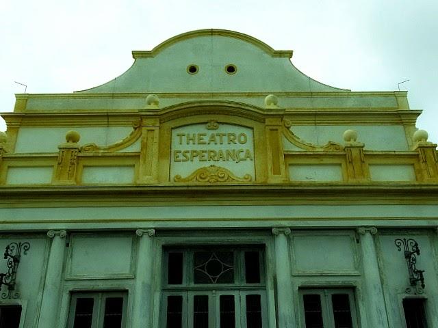 Teatro Esperança, em Jaguarão