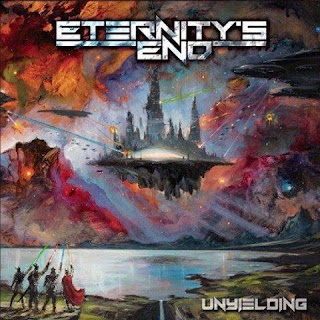 "Το τραγούδι των Eternity's End ""Blood Brothers"" από το album ""Unyielding"""