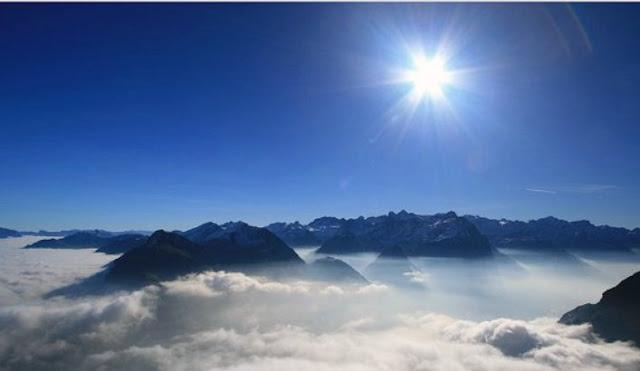 Tahap Awal Penciptaan Alam Semesta Menurut Al-Qur'an
