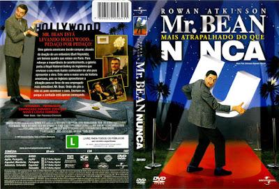 Filme Mister Bean - O Filme DVD Capa