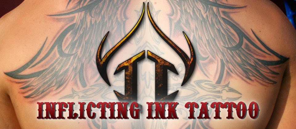 Inflicting Ink Tattoo Henna Themed Tattoos: Inflicting Ink Tattoo Studio