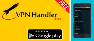 How to use handler vpn