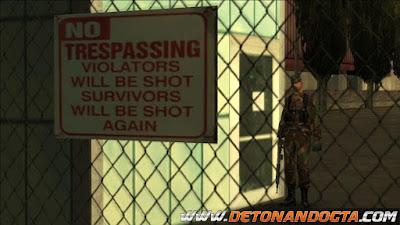 GTA SA - No More Abandoned Area