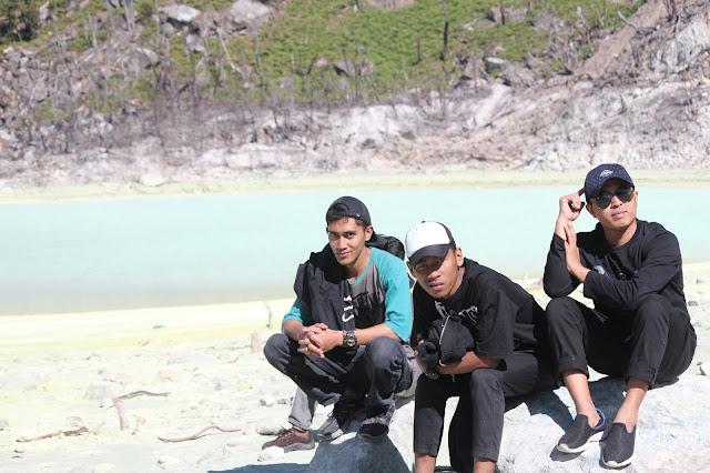 Jadi Baru Kebumen 2018 Tour To Bandung, Best Momen- foto bagus di kawah putih bandung