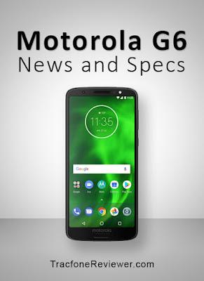 Motorola G6 tracfone